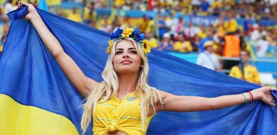 EU offers visa liberalization for Ukrainian bride